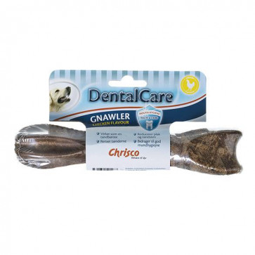 Chrisco DentalCare Gnawler Chicken Flavour Large, 1 stk./265 g ℮