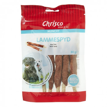Chrisco Lammespyd, 80 g