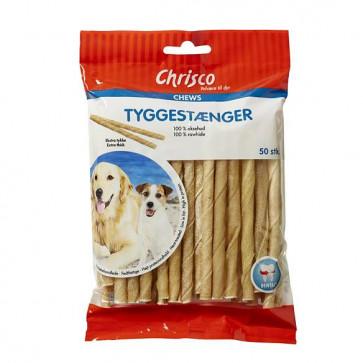 Chrisco Tyggestænger, 50 stk./350 g ℮