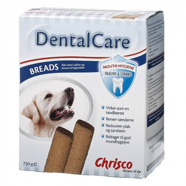 Chrisco DentalCare Breads, 750 g ℮
