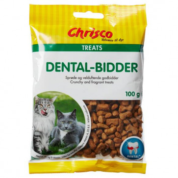 Chrisco Dental-bidder, 100 g ℮