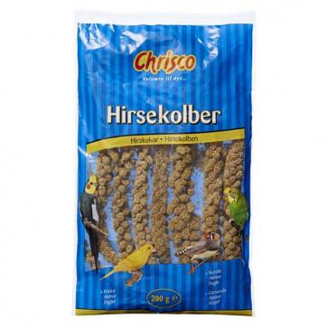 Chrisco Hirsekolber, 200 g