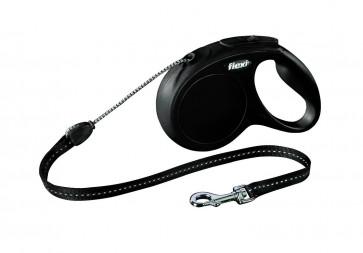 Flexi New Classic Cord flexline M 5 m/20 kg