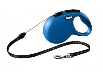 Flexi New Classic Cord flexline S 8 m/12 kg