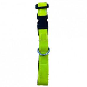Chrisco Clip refleksbånd med nylonforstærkning, 24-38 cm