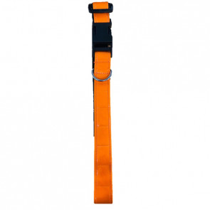 Chrisco Clip refleksbånd med nylonforstærkning, 38-60 cm