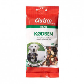 Chrisco Kødben, 100 g ℮