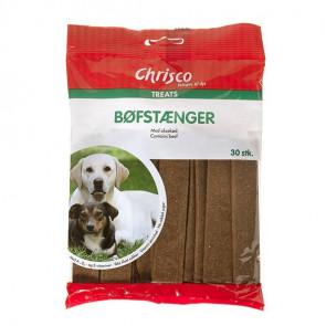 Chrisco Bøfstænger, 30 stk./300 g ℮