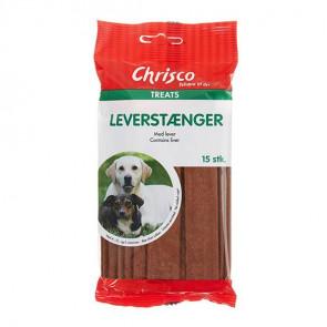 Chrisco Leverstænger, 15 stk./150 g ℮