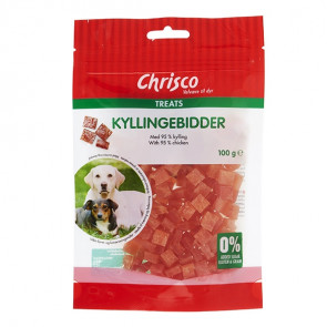 Chrisco Kyllingebidder, 100 g ℮