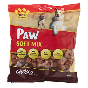 Paw Soft  Mix, 400 g ℮