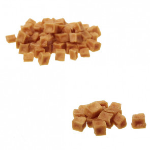 Paw Chicken Cubes, 500 g ℮ MEGA PACK