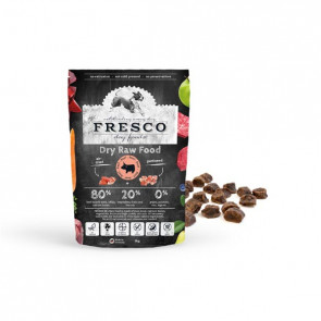Fresco Dry Raw Food Complete plus Beef, 1 kg ℮