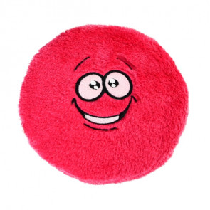 Chrisco Plysfrisbee med pivelyd, Ø 17 cm
