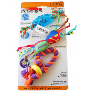 Petstages Mini Chew Starter Kit