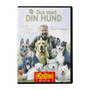 Chrisco DVD-Dus med din hund