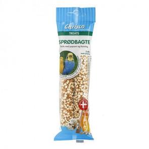 Chrisco Sprødbagte med popcorn og honning, 2 stk./60 g ℮