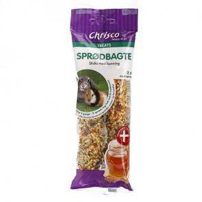 Chrisco Sprødbagte med honning, 2 stk./112 g ℮