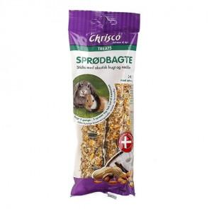 Chrisco Sprødbagte med eksotisk frugt og nødder, 2 stk./112 g ℮