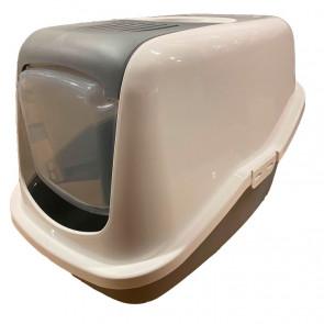 Chrisco Luxus kattetoilet, 56 x 39 x 38,5 cm