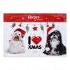 I LOVE XMAS julekalender til hunde, 120 g ℮